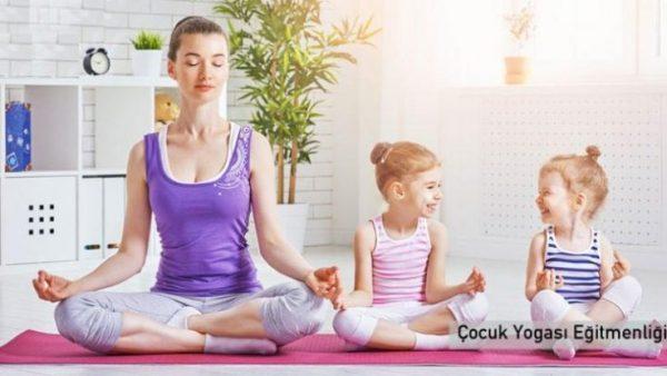 Gaziantep Eğitim Sertifika Çocuk Yogası Eğitmenlik Eğitimi
