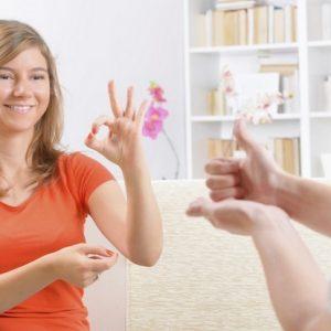 Gaziantep Eğitim Sertifika İşaret Dili Eğitimi Sertifika Programı Uzaktan Eğitim